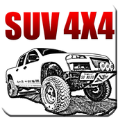 4X4 Extreme SUV Off-road Rally icon