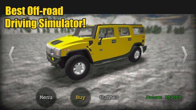 4X4 Extreme SUV Off-road Rally screenshot 1