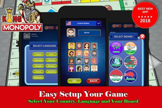 Monopoly King screenshot 2