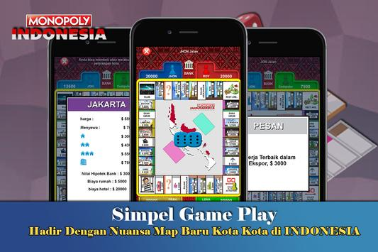 Monopoli Indonesia Offline PRO 2018 screenshot 2