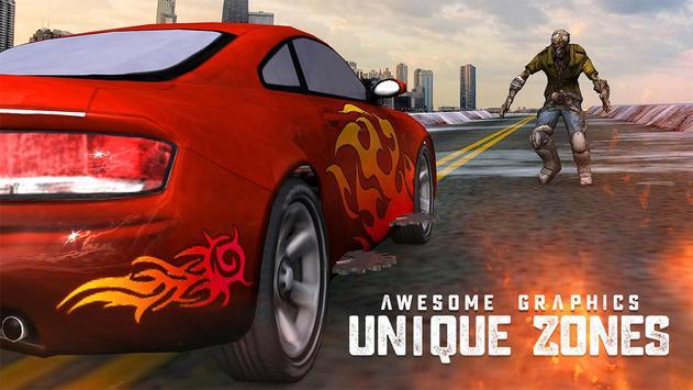 Zombie High Roadkill Racing screenshot 1