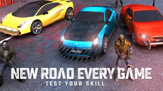 Zombie High Roadkill Racing screenshot 2