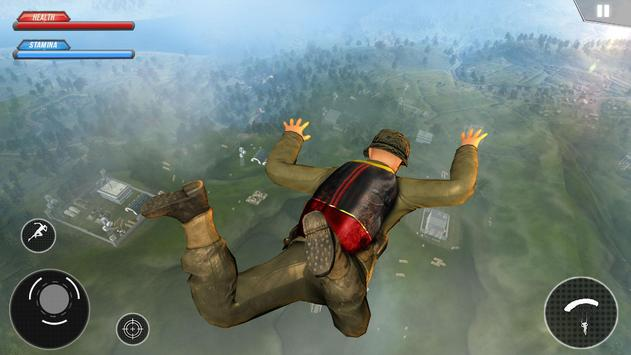 WW2 US Army Commando Survival Battlegrounds स्क्रीनशॉट 12