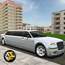 Big City Limo Car Driving APK