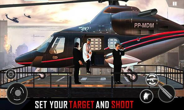 City Sniper Shooting Game - Free FPS Shooter screenshot 2