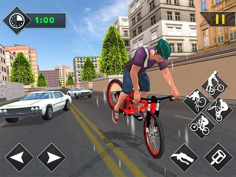 City Bicycle Rider 2017 screenshot 10