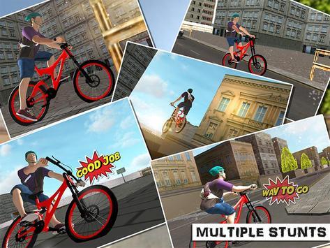 City Bicycle Rider 2017 screenshot 11