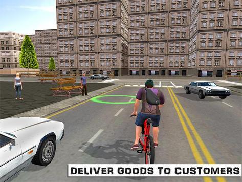 City Bicycle Rider 2017 screenshot 12