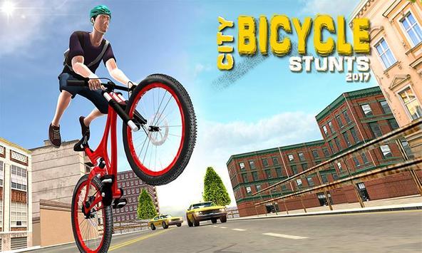 City Bicycle Rider 2017 screenshot 4