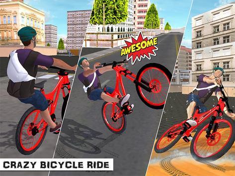 City Bicycle Rider 2017 screenshot 9