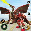 Super Dragon Warrior Robot Transform Battle APK