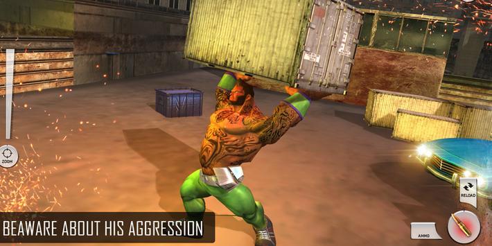Monster Sniper Shooting Breakout Battle screenshot 4