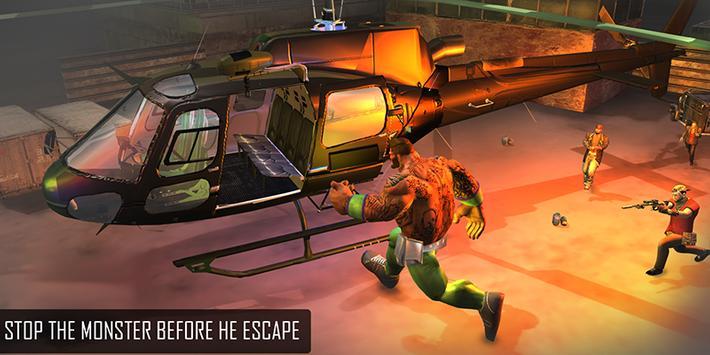 Monster Sniper Shooting Breakout Battle screenshot 1