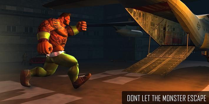 Monster Sniper Shooting Breakout Battle screenshot 2
