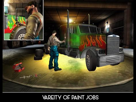 OffRoad Truck Mechanic Garage apk screenshot