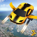 Flying Robot Car - Robot Transformation Game APK