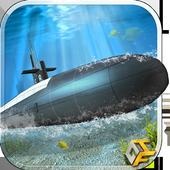 Underwater Submarine Transport icon
