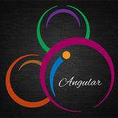 Angular ícone