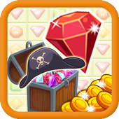 Pirate Jewels Quest Classic icon