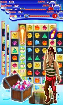 Pirate Jewels Quest Classic screenshot 4