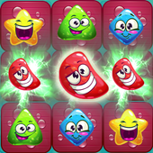 Candy Cookie Jam Smash icon