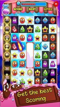Candy Cookie Jam Smash screenshot 1