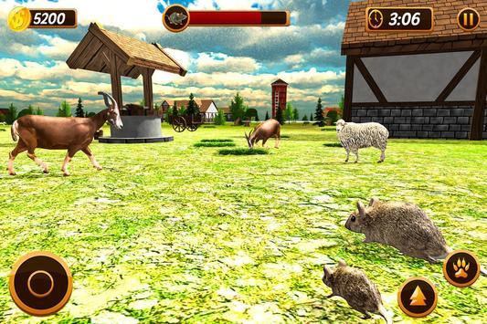 Mouse Family Sim screenshot 17