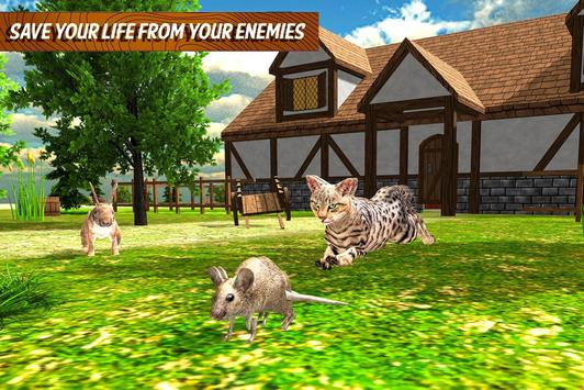 Mouse Family Sim screenshot 1