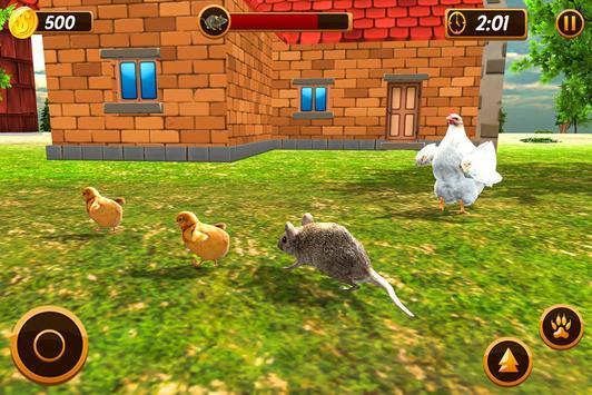 Mouse Family Sim screenshot 4