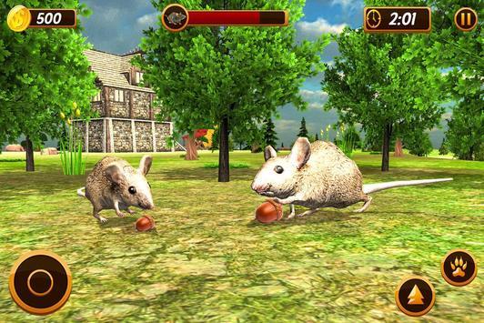 Mouse Family Sim screenshot 6