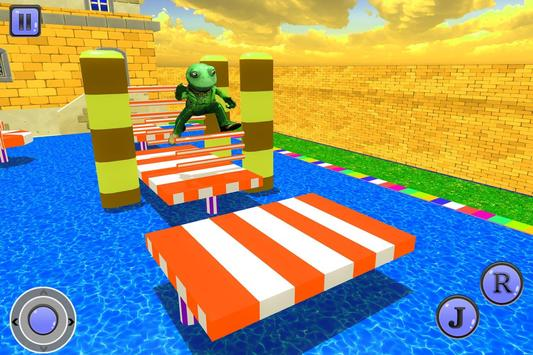 Crazy Frog Water Stunts screenshot 5