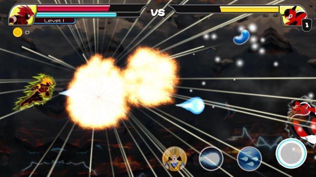 Goku Battle New poster