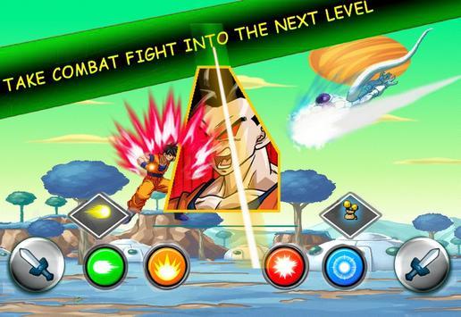 Goku Battle New screenshot 1