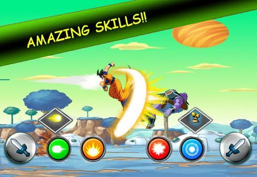 Goku Battle New screenshot 2