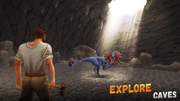 Jurassic Survival Island: ARK 2 Evolve screenshot 2