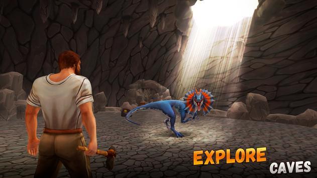 Jurassic Survival Island 2 screenshot 1