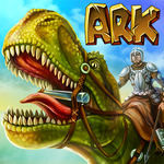 The Ark of Craft: Dinosaurs Survival Island Series APK