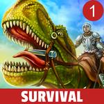 Jurassic Survival Island: Dinosaurs & Craft APK
