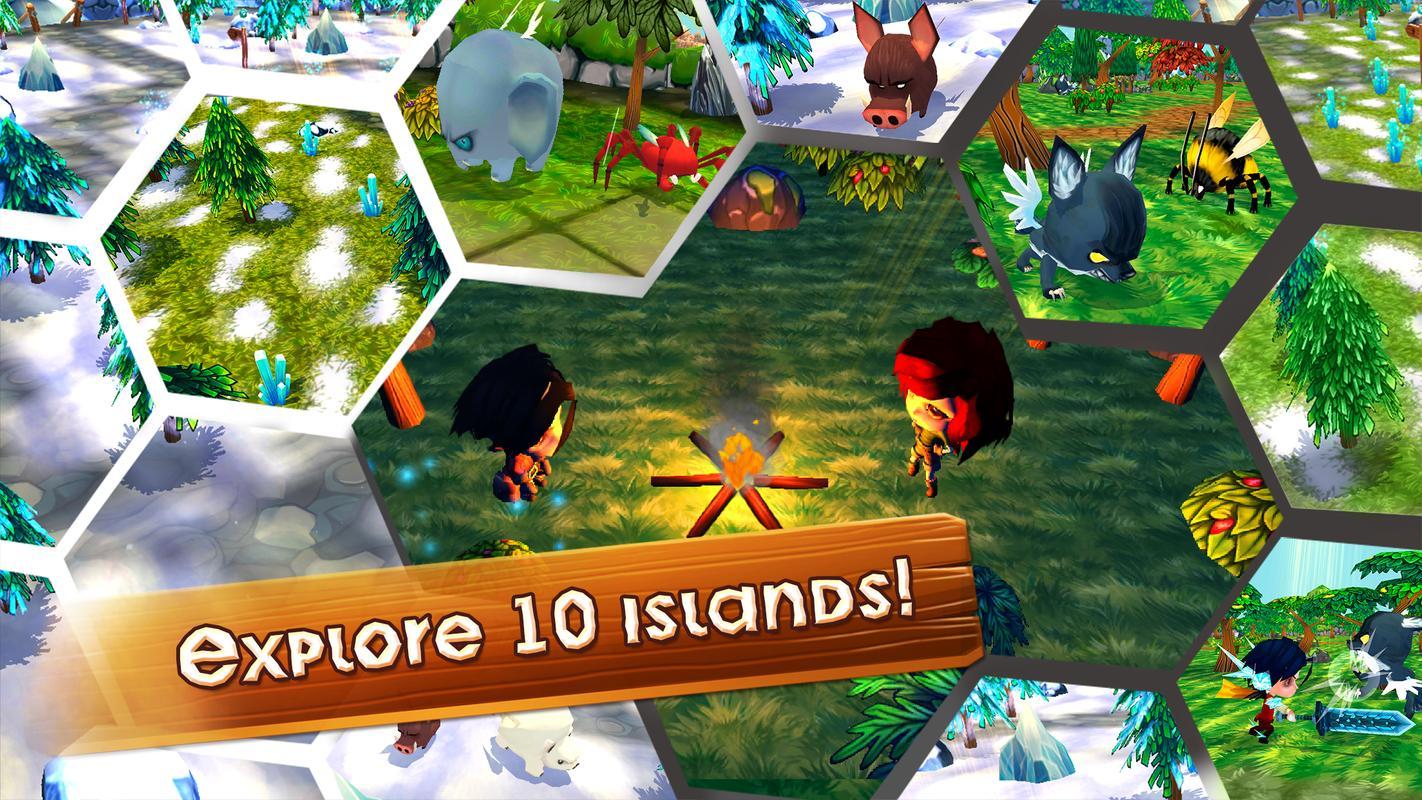 Survival Island Games - Survivor Craft Adventure for Android - APK Download