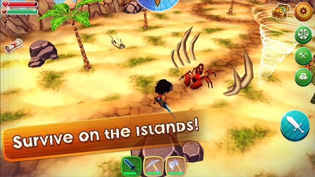 Survival Island Games - Survivor Craft Adventure screenshot 10