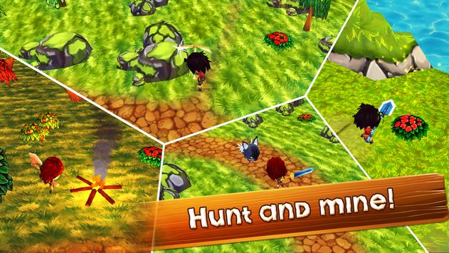 Survival Island Games - Survivor Craft Adventure apk screenshot