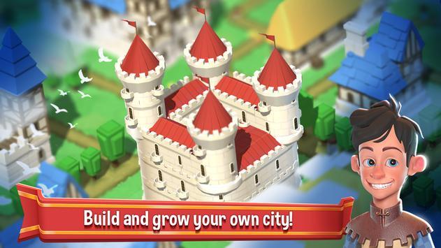 Crafty Town capture d'écran 2