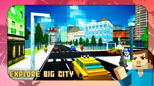 San Andreas Crime Miami apk screenshot