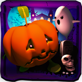 Pumpkin fruit games: new Candy games 2018 icon