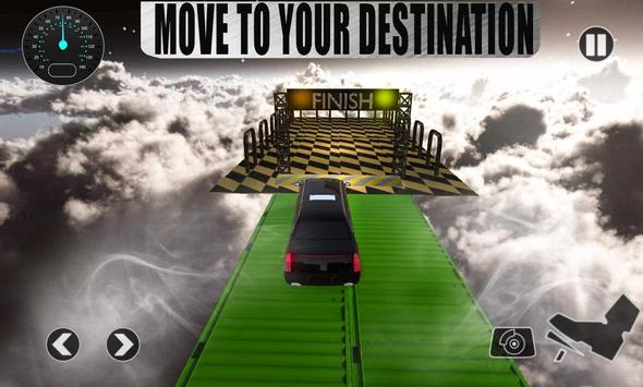 Limo Impossible Tracks Driving 2018 apk screenshot