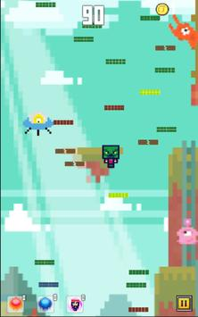 Spider Pixel Jump apk screenshot