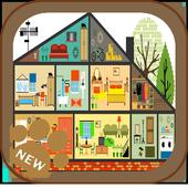 Big Home Decoration Games icon