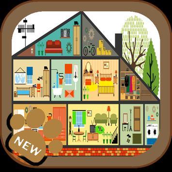 Big Home Decoration Games poster