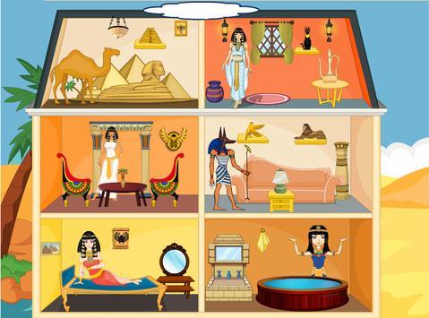 Home Decoration Egyptian Decor screenshot 2