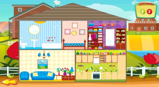 Home Decoration Games 10 Apk Download - Free Puzzle Game For
